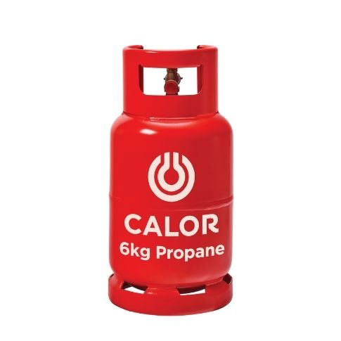 Calor Gas - 6kg Propane Gas Bottle