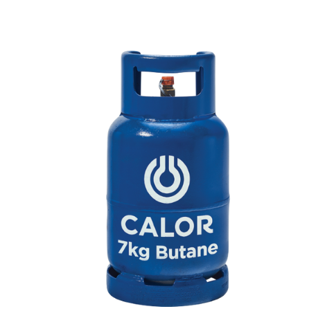 Calor Gas - 7kg Butane Gas Bottle