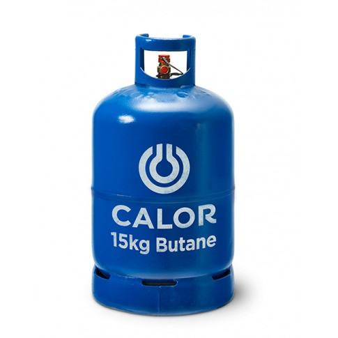 Calor Gas - 15kg Butane Gas Bottle