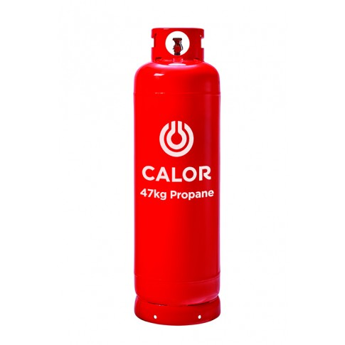 Calor Gas - 47kg Propane Gas Bottle