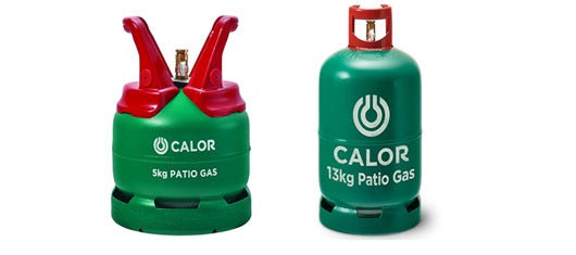 New Calor Gas Cylinder - Patio