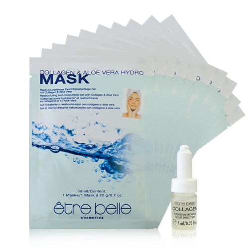 Collagen & Aloe Vera Hydro Mask