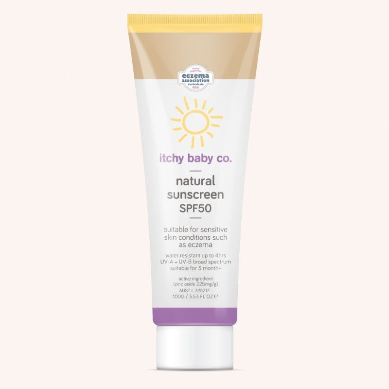 Natural Sunscreen SPF50