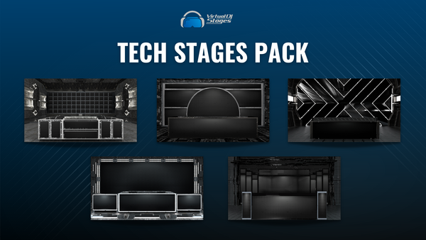 Tech Stages Pack 1-5