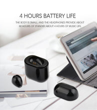 Load image into Gallery viewer, S9 Bluetooth wireless headphone double color music earphone