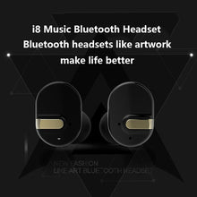 Load image into Gallery viewer, Kongfu Dragon Bluetooth Earphone TWS i8