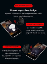 Load image into Gallery viewer, Kungfu Long TWS A7 Bluetooth Earphone