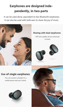 Load image into Gallery viewer, KUNG FU DRAGON TWS i11 BLUETHEETH EARPHONES