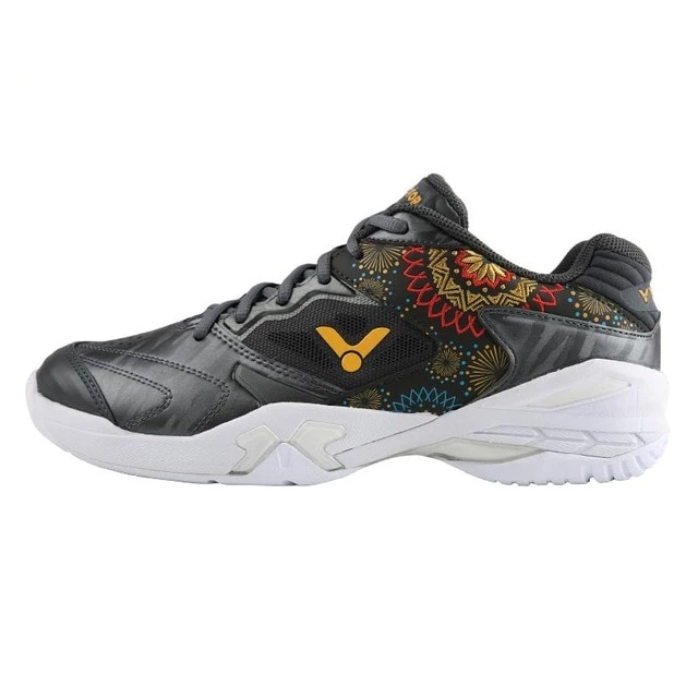 2019 New Victor Professional Stable Embroidery  Badminton Shoes P9200fl Tennis Shoe Sports Sneakers