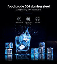 Load image into Gallery viewer, Ice Magic Artifact Food Grade Stainless Steel Frozen Ice 2003252