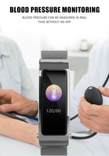 Load image into Gallery viewer, Y5 smart bracelet Smart Talk Band Bluetooth Headphone watch