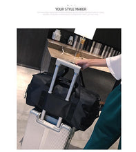 Load image into Gallery viewer, Dry and wet separation exercise women's Yoga Fitness bag large capacity travel bag sports training 1708