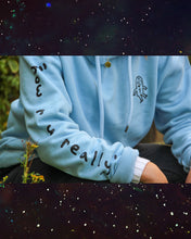 "Load image into Gallery viewer, ""how r u really"" - Hoodie / Sleeve Edition"
