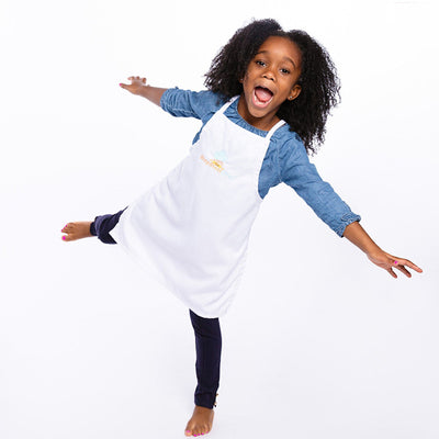 Step Stool Chef Kid Apron - Step Stool Chef | Empowering Kids As Leaders In The Kitchen