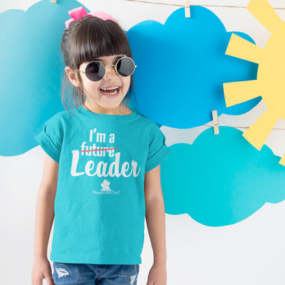 I'm A Leader T-Shirt - Step Stool Chef | Empowering Kids As Leaders In The Kitchen