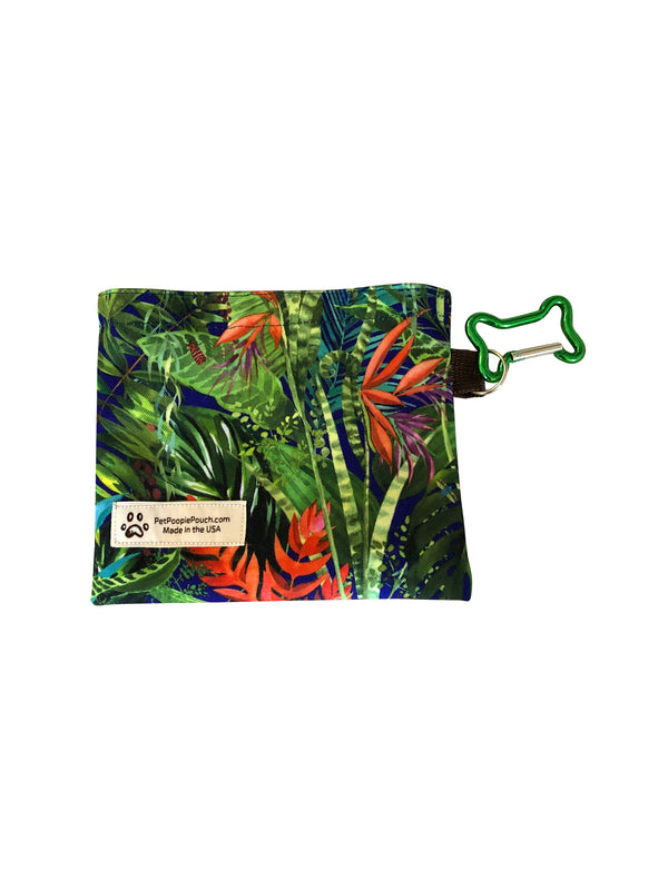 Jungle Dog Poop Pouch