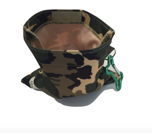 Camo Dog Poop Pouch