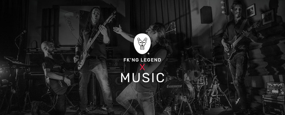 FK'NG Legend X Music
