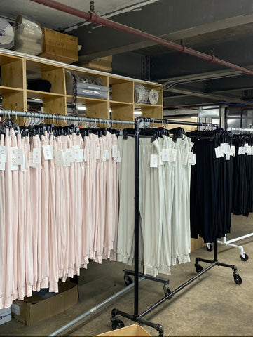 clothes-hanging-up-in-factory