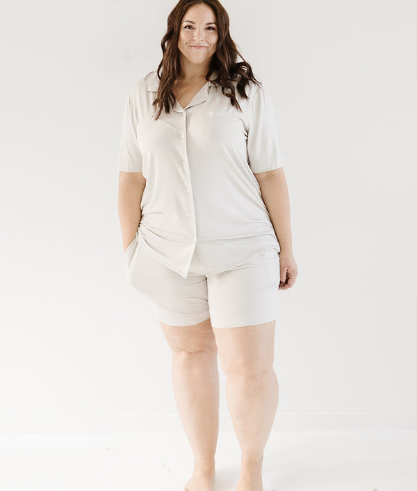 The Hospital Bundle - Classic Short Sleeve Dream Set - Gray