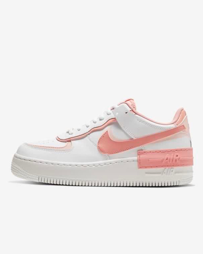 nike air force 1 shadow coral