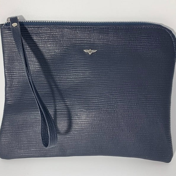 Pochette in pelle 100% Made In Italy Art.503