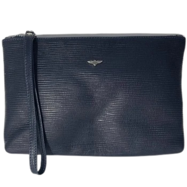 Pochette in pelle 100% Made In Italy Art.502