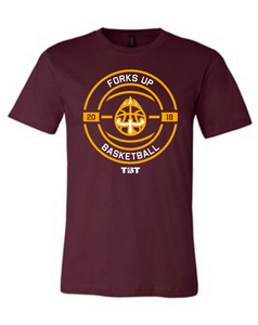 Forks Up - 2018 Tee Shirt