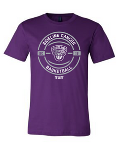 Sideline Cancer - 2018 Tee Shirt
