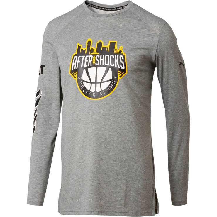 Aftershocks (Wichita State Alumni) - Shooting Shirt