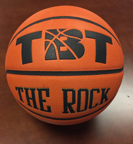 TBT 2016 Official Game Used Basketball