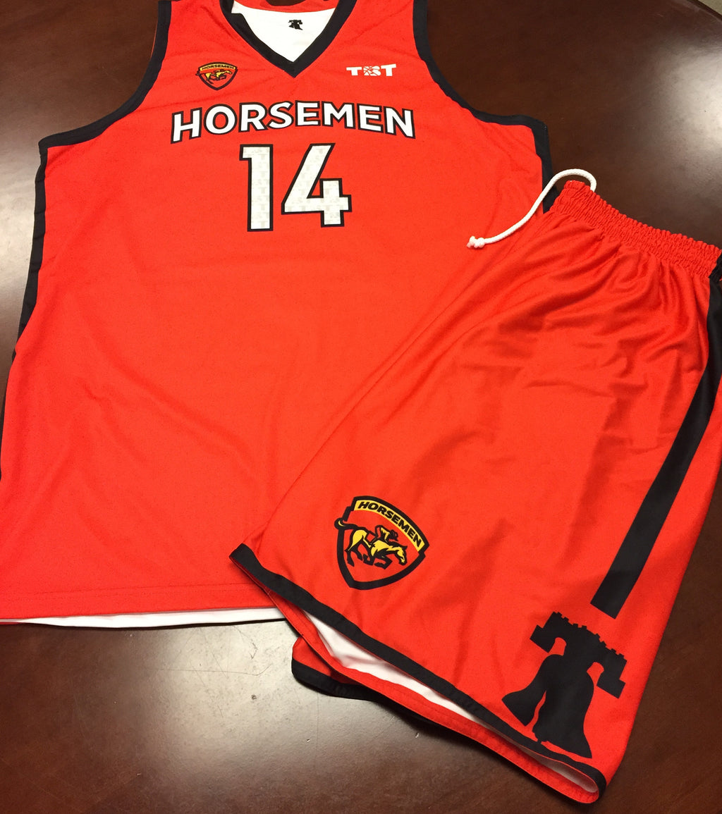 Horsemen - 2014 Official Team Jersey