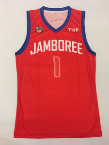 Jamboree Jersey (Rocky IV vs Drago)