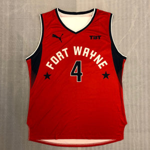 Fort Wayne Champs- 2018 Official Jersey (Red)