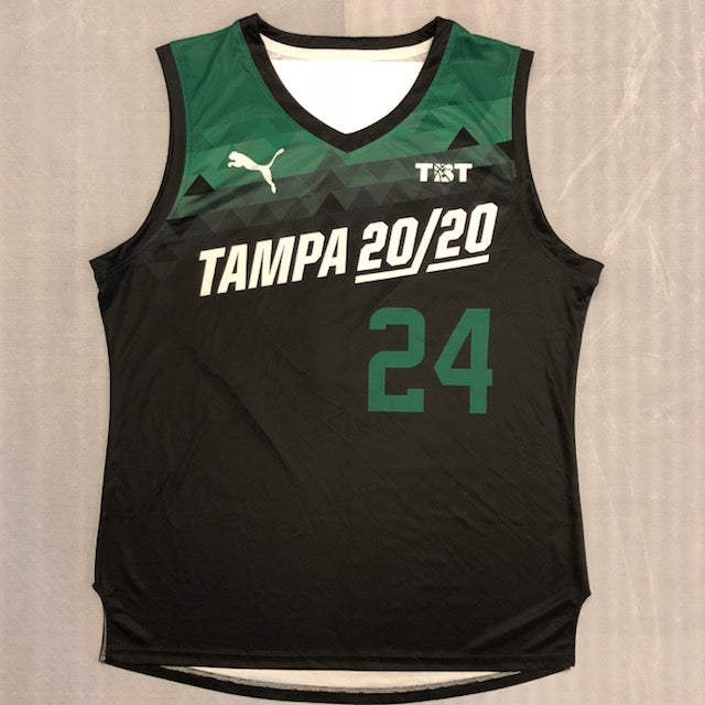 Tampa 20/20 - 2018 Official Jersey