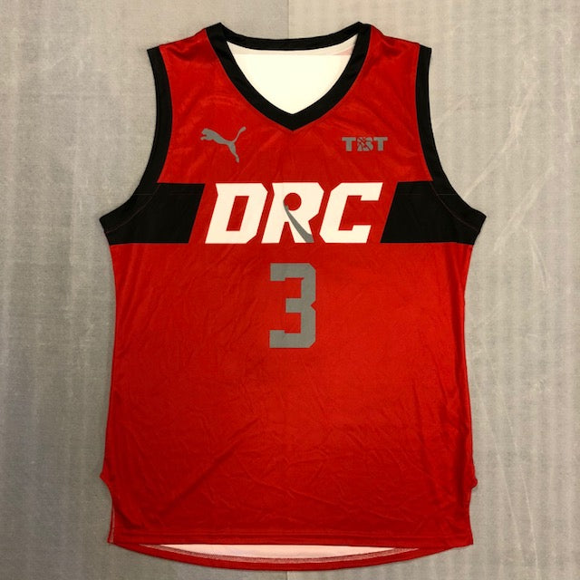 Team DRC - 2018 Official Jersey