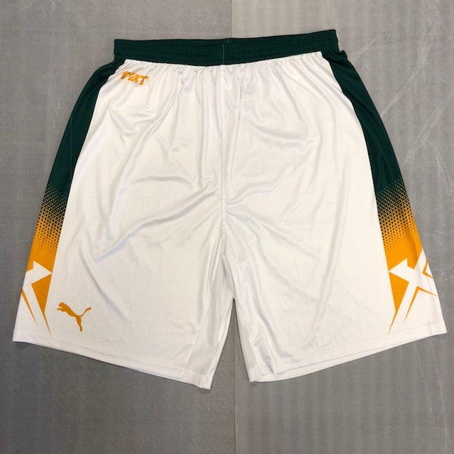 Big X -2018 Official Team Shorts White
