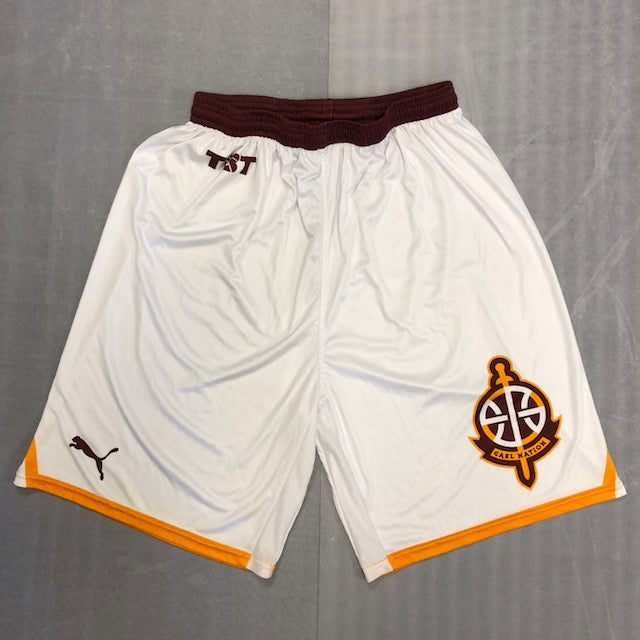 Gaelnation - 2018 Official Team Shorts (White)