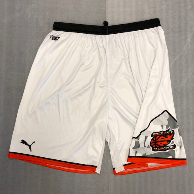 Rock City Scorchers - 2018 Official Team Shorts