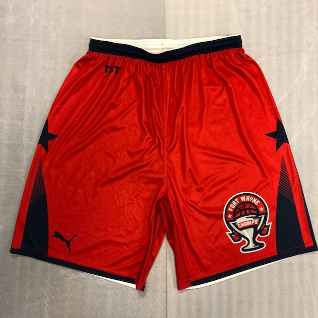 Fort Wayne Champs - 2018 Official Team Shorts