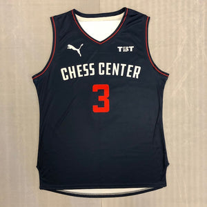 Chess Center - 2018 Official Jersey