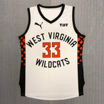 West Virginia Wildcats - 2018 Official Jersey