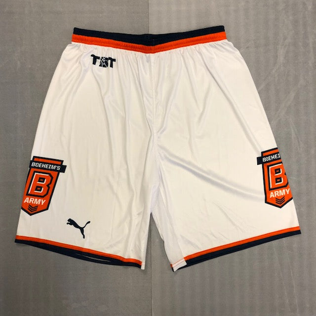 Boeheim's Army - 2018 Official White Shorts