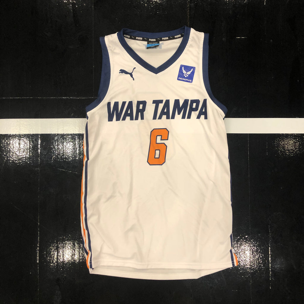 War Tampa Official Jersey - 2020