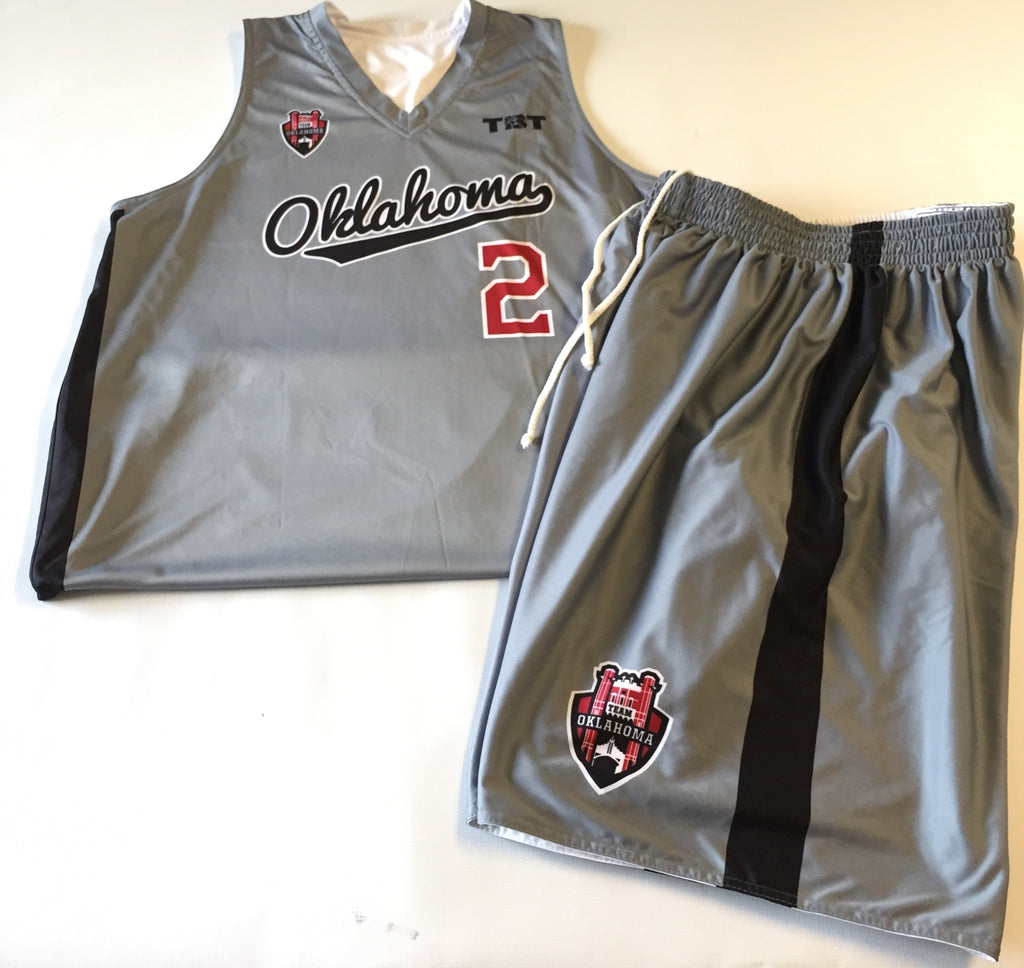Oklahoma - 2015 Official Team Uniform (Jersey & Shorts sold separately)