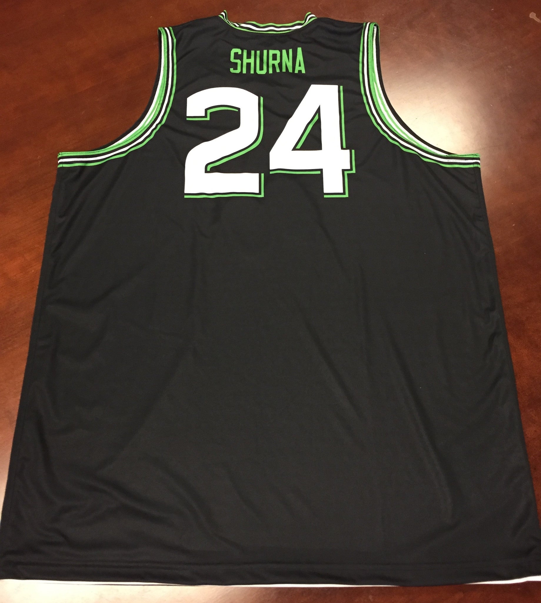 120 Sports - John Shurna 2016 Official Team Jersey (Size 2XL)