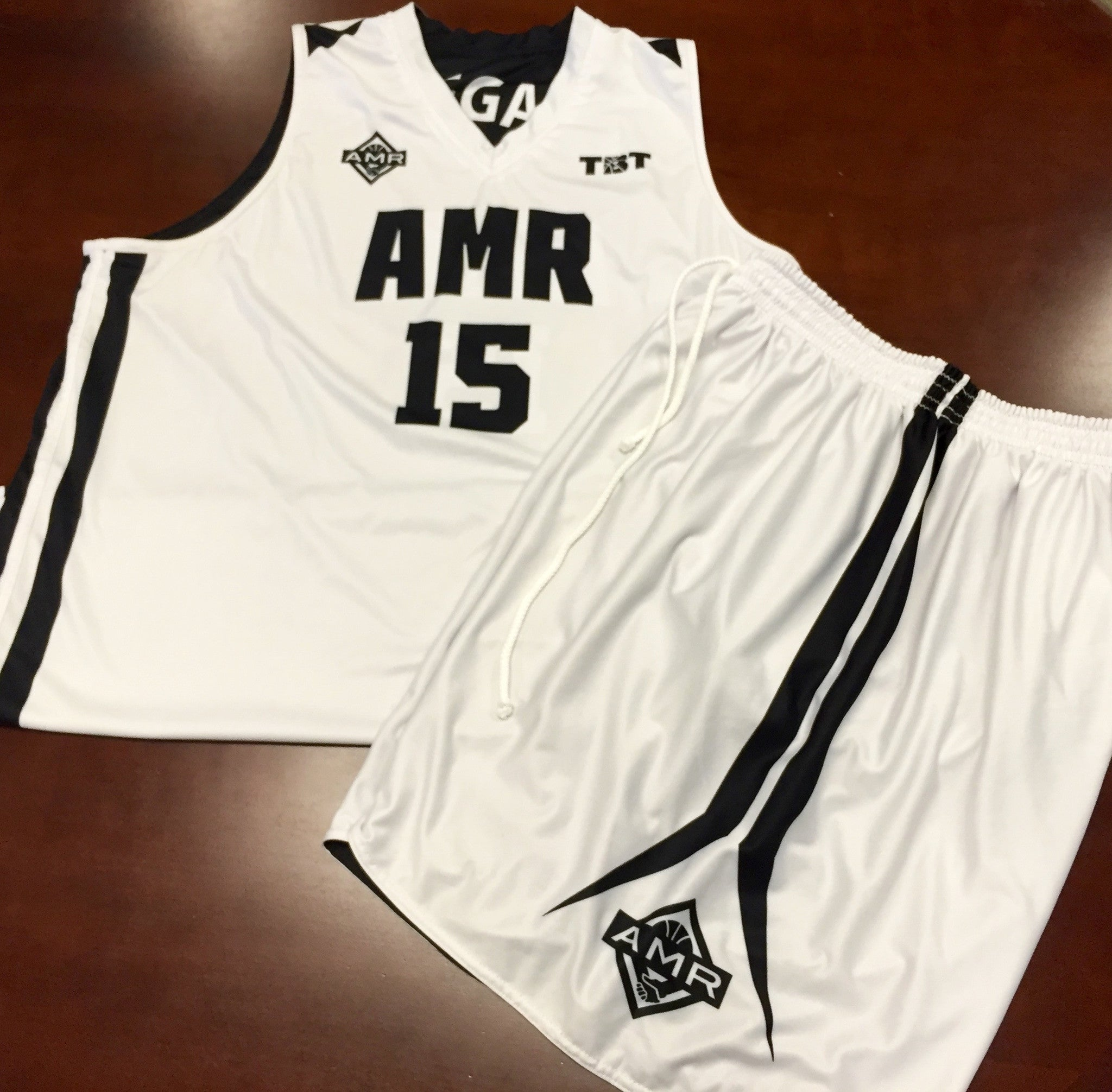 AMR - 2015 Official Team Jersey