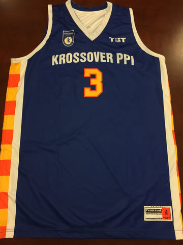 Krossover PPI - 2015 Official Team Jersey
