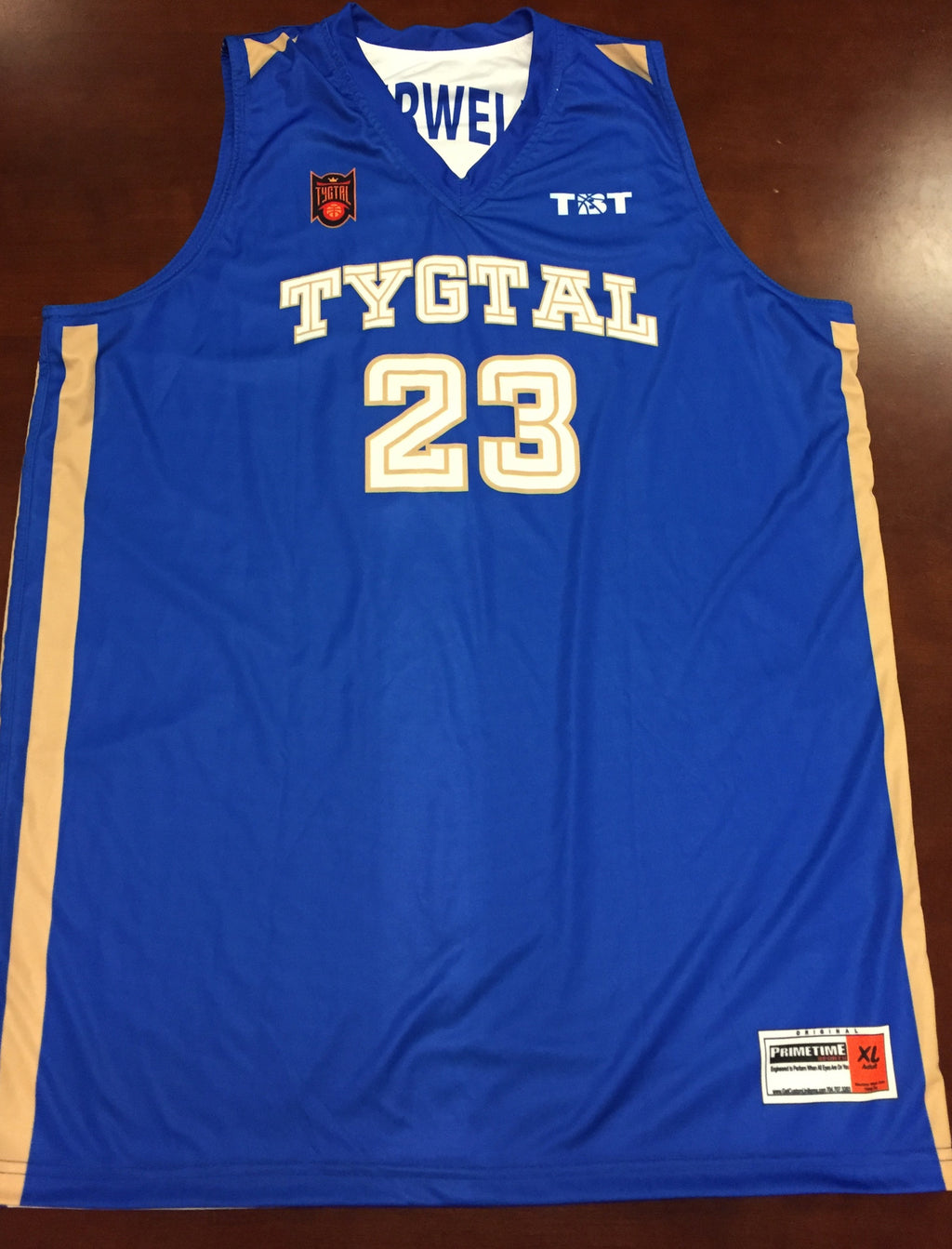 TYGTAL - 2015 Official Team Jersey