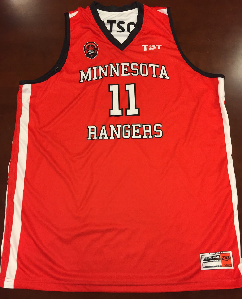 Minnesota Rangers - 2015 Official Team Uniform (Jersey & Shorts sold separately)